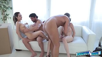 Horny babe Lily Jordan loving a sweet juicy cock