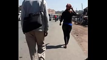 Big Ethiopian Booty