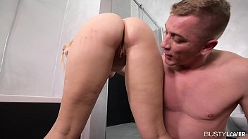 Big busty lovers - Busty lovers get to enjoy horny blonde angel wickys big boobs fucked hard