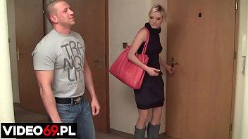 Polish porn - Fucked the girl next door