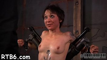 Wrethen torture for babe's body preview image