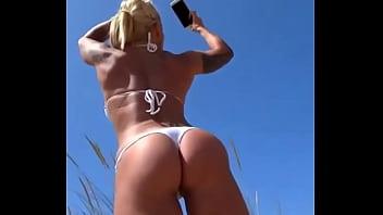 Busty Bikini Babe