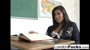 London keys tits - London has to stay after class