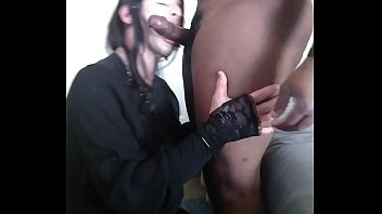 Annabell CD gagging on thick BBC