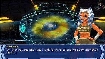 Star Wars Orange Trainer Part 32 cosplay bang hot xxx alien girls