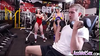 Sex club vid Horny girl anissa kate nekane sweet with big curvy butt enjoy anal sex vid-08