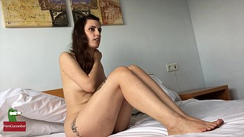 Argentina nude - Casting with a young and pretty lawyer nude