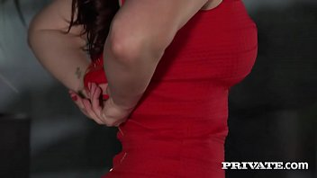 Private.com - Busty Lucia Love Is Not Afraid Of Atm
