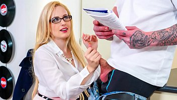 High School Teacher Fucks her Freshman Student - Angel Wicky