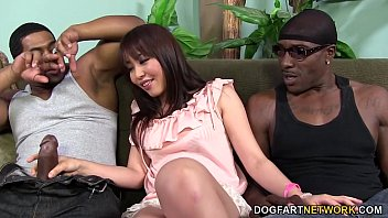 Marica Hase squirts while DP'd by Black Cocks pornhub video
