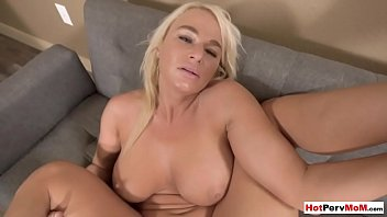 Mature sperm lover stepmom wants stepsons big cock
