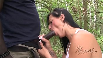 Austrian Girl BLACKED in the Forest Vorschaubild