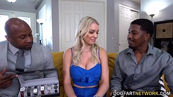 Big Ass Kenzie Taylor Wants Anal With Big Black Cocks 8 Min