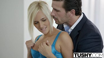 Porn magazine from england - Tushy hot secretary kate england gets anal from client