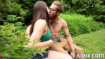 AD4X Outdoor sex for summer vacation