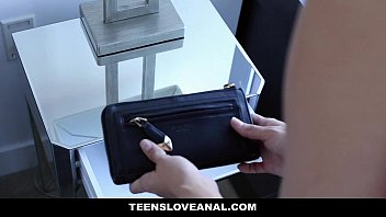 TeensLoveAnal - Teen (Cassidy Klein) Gets Ass-Fucked By Her Sister's BF thumbnail