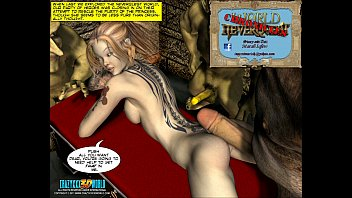 Pantyboy comics xxx 3d comic: world of neverquest chronicles 2