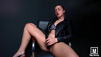 Light BDSM from Unbelievable Babe with Huge Ass