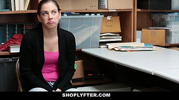 Shoplyfter - Teen Brutally Fucked For Stealing Records thumbnail