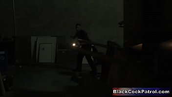 Busted Black Burglar Sucked & Fucked By Dirty Female Cops thumbnail