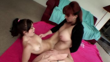 Escort web ireland - Busty milf kylie ireland shows young babe ashlyn rae how to finger and lick pussy