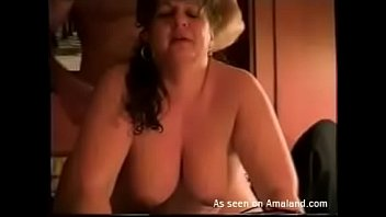 BBW fucked doggystyle after giving a nice blowjob 6分钟
