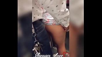 Annysex Love - Arrimon y manoseo en el metro de la Ciudad de México