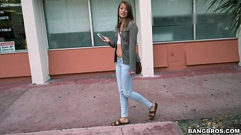 thumb Kirsten Lee Goes Wild On A Spring Break Bang Bu