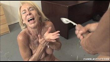 Cum blast city stream - Cumblast for the mature teacher