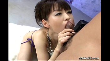 Japanese babe sucking 10 dicks uncensored preview image