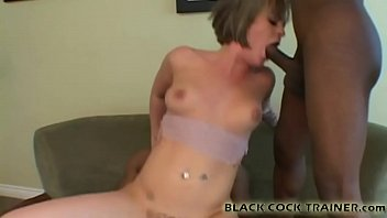 Do black guys fuck better Watch me get fucked by two horny black guys