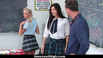 Charlize theron in a bikini - Innocenthigh - angry school girls 3some with teacher