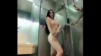 Chinese model in hotel
