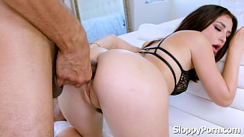 Jane Wilde interracial sloppy anal thumbnail
