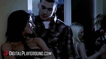 Streaming Video (Clover, Romi Rain) - Hot Chicks Big Fangs - Scene 1 - Digital Playground - Fap18