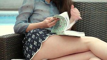 Image: METART - Lovely Lorena B Undressing