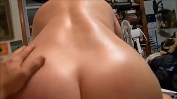 POV PAWG Milf in her 40s assplay while fucked plus anal with her on top