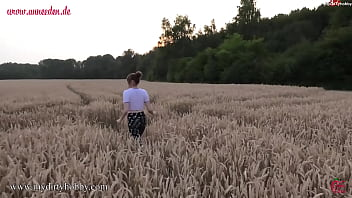 MyDirtyHobby - Outdoor sex for amateur babe POV thumbnail