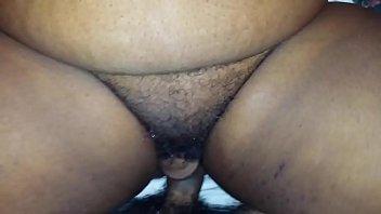 Lucky Guy Sucking Big Black Nipples