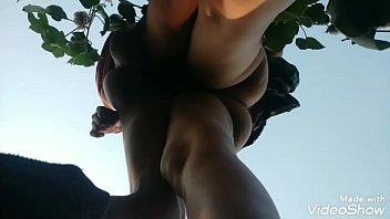 Fucking her in my sister's field