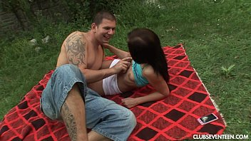 Thick cock club Teen nomi suck and ride cock outdoors