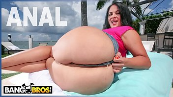 Latin sex woman Bangbros - curvy latina babe miss raquel enjoying anal sex on a sunny day in miami