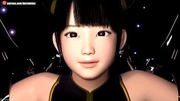 Cosplay Girl Will Be Fucked「Reflect Full HD」[DeityHelles] 4k on patreon (3D Hentai)