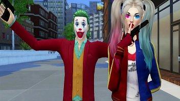 Joker and Harley Quinn The Criminals of Sex