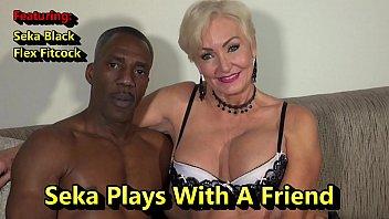 Seka Plays With A Friend 10 min