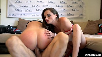Image: LiveGonzo Alexis Texas & Tori Black Fetish Threesome Nurses