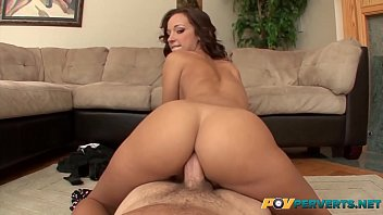 Jada Stevens Beautiful Butt Fucked and Mouth Filled With Hot Cum
