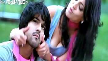 Kajal Hot Cleavage and Big Boobs