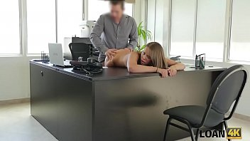LOAN4K. The naive student can only get money if he satisfies the agent