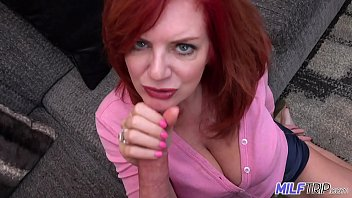 MILFTRIP Big Tit Redhead MILF Creams On Big Dick Fountain Of Youth image